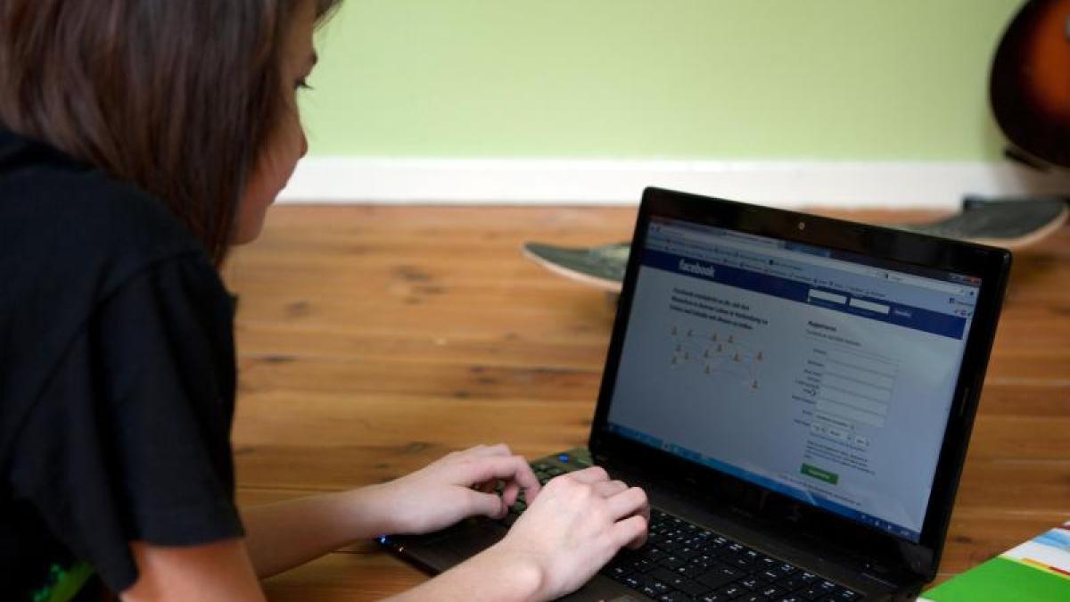 Facebook bekanntschaft verliebt