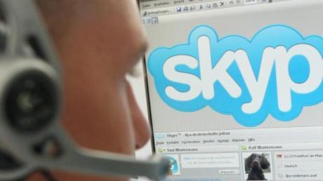 Skype testet die Simultanübersetzung unter anderem für die geläufigen europäischen Sprachen. Foto: Julian Stratenschulte
