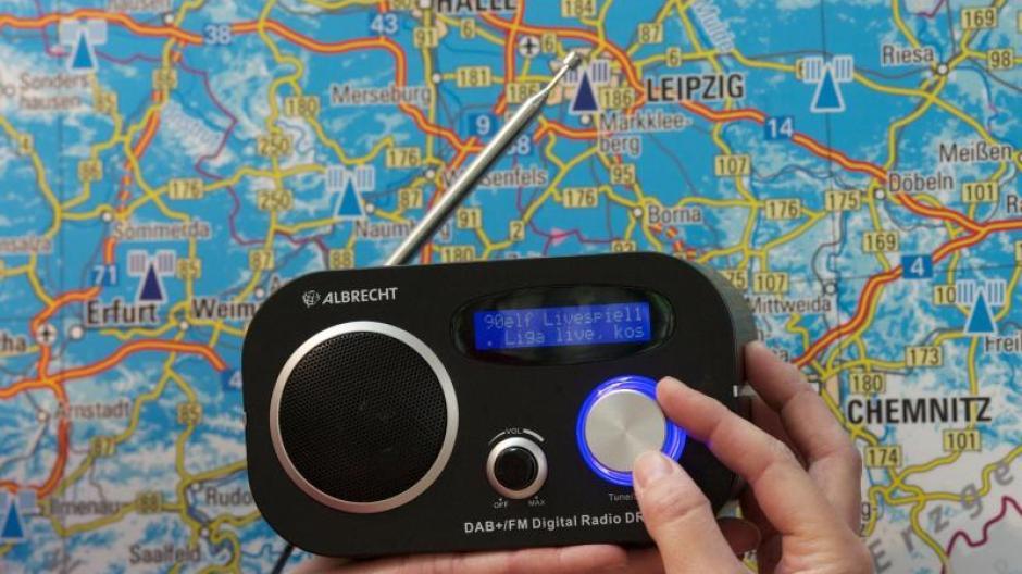 Dab Radio Empfang Karte.Radio Was Sie Zum Digitalradio Dab Wissen Müssen Digital
