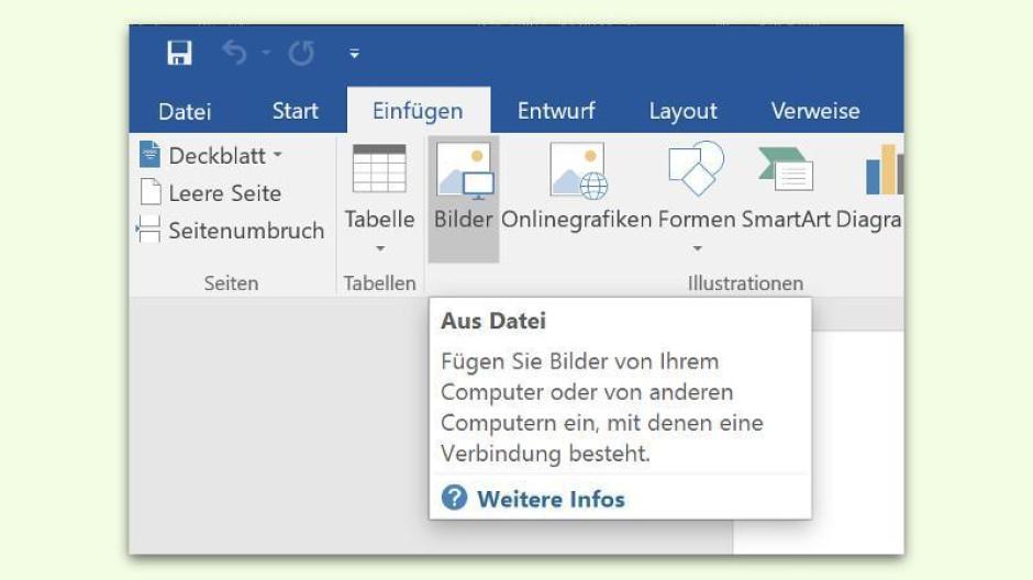 Computer Word Bilder Schneller Einfügen Digital Augsburger