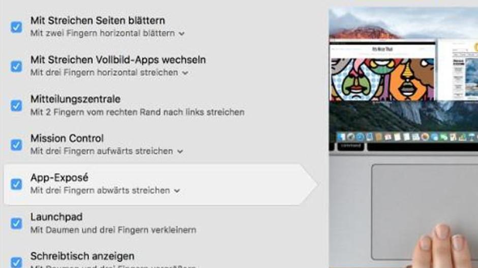 Technik Apple Mac Schnell Alle Fenster Eines Programms Zeigen