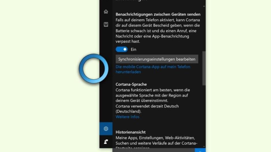 Cortana App Installieren Android Nachrichten Unter Windows 10