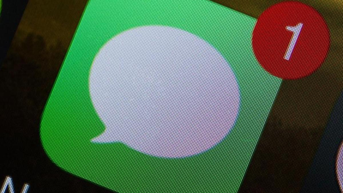 Sms an bekanntschaft