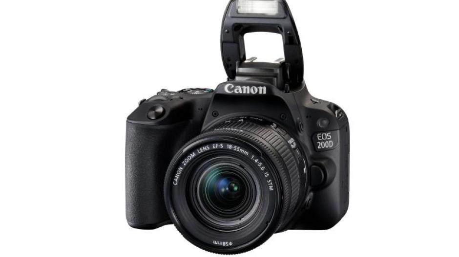 DSLR-Fotografie: Canon mit neuen Spiegelreflexkameras: Vollformat ...