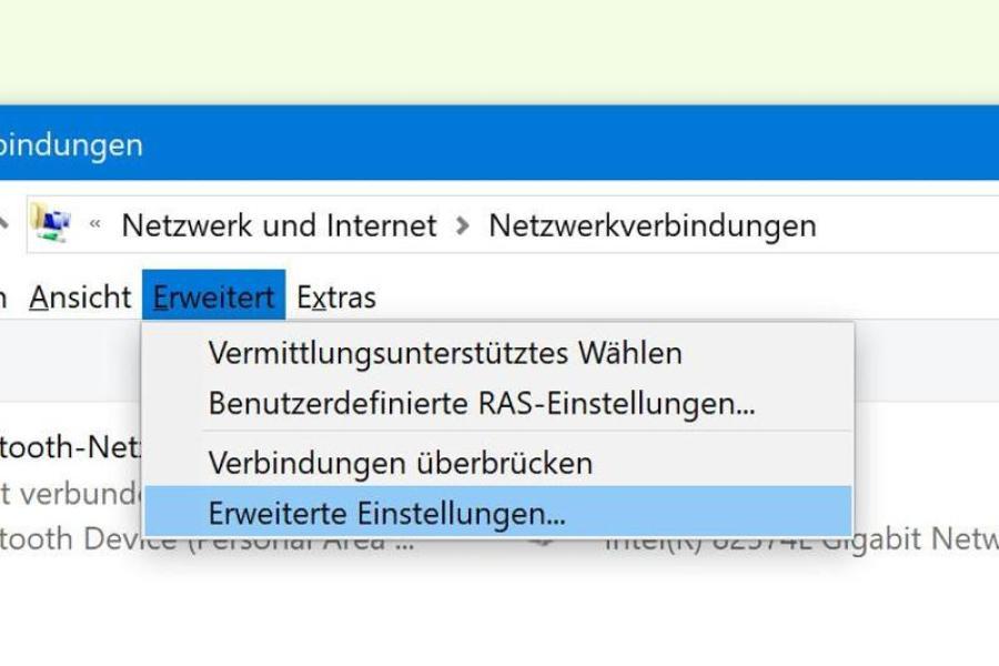 VON WLAN zu Ethernet: Internet mit einem LAN-Kabel aktivieren ...