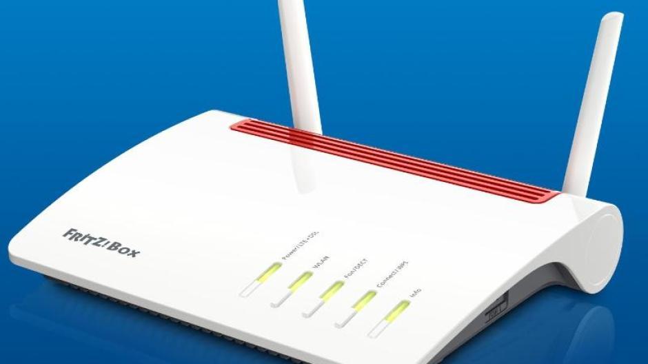 Fritzbox: Neuer Router: Fritzbox 6890 LTE bringt das Internet auch ...