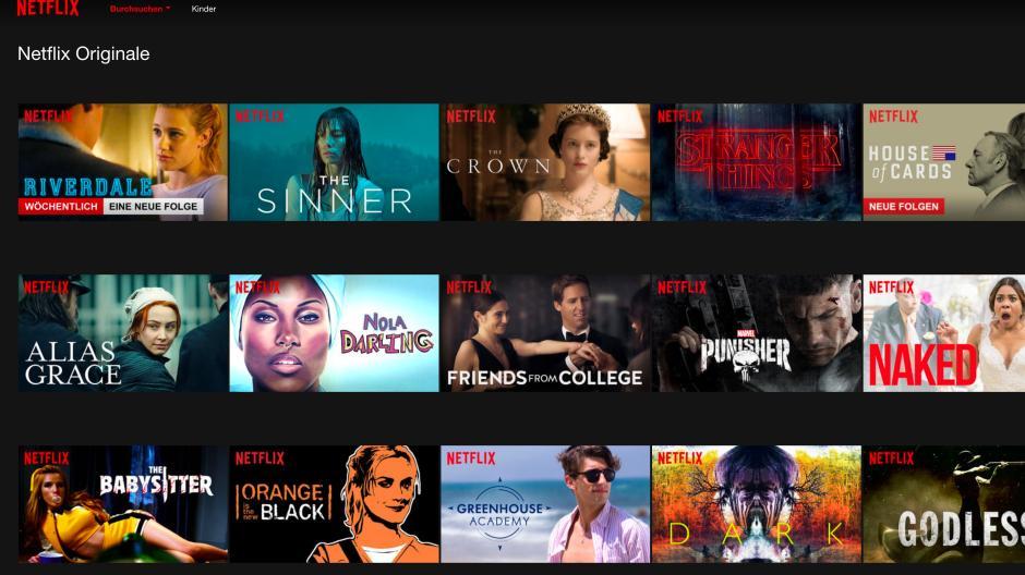 Ab 1. April: Netflix, Amazon Prime und Co: Streaming-Abos bald ...