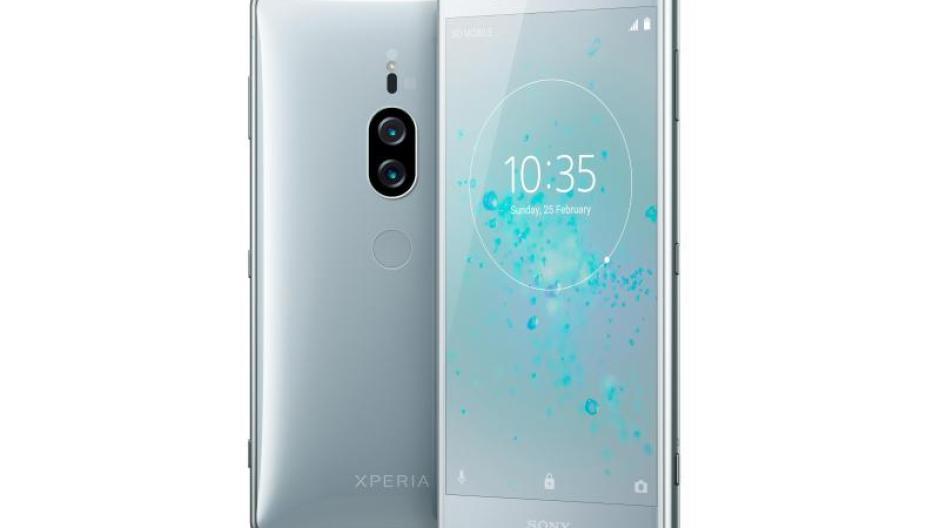 XZ2 Premium: Sonys Top-Smartphone kostet 900 Euro - Digital ...