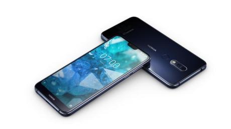 Oberklasse-Feature im Mittelklasse-Gerät: Das Display des Nokia 7.1 kann Hochkontrastbilder darstellen.