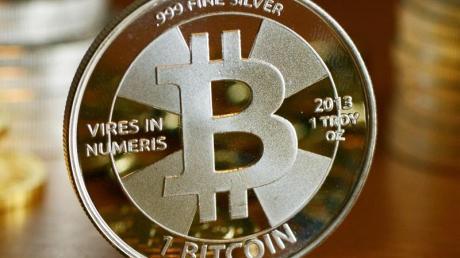Der Bitcoin ist die wohl bekannteste Digitalwährung. Foto: Jens Kalaene/ZB