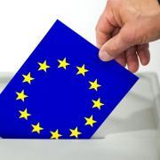 Im Mai wird ein neues EU-Parlament gewählt. Foto: Patrick Pleul