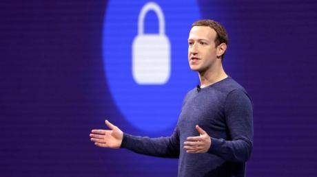 Will Facebook stärker auf den Schutz der Privatsphäre ausrichten: Vorstandschef Mark Zuckerberg.
