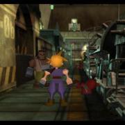 Rumwandern, Gespräche führen, kämpfen - und dabei vielleicht noch die Welt retten:«Final Fantasy 7» ist ein Rollenspiel-Klassiker. Screenshot: Square Enix/dpa-tmn Foto: Square Enix