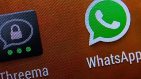 Whatsapp und Threema lassen sich bald auf dem mobilen Windows nicht mehr verwenden.