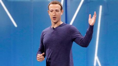 Facebook-Chef Mark Zuckerberg will mit einer Digitalwährung namens Libra die Finanzwelt umkrempeln.
