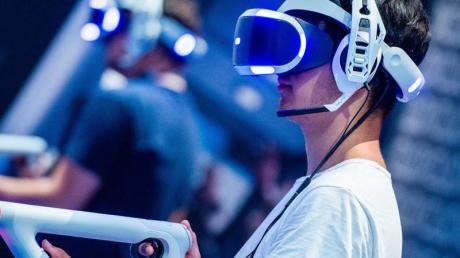 """""""Half-Life: Alyx"""" ist nur mit einer VR-Brille spielbar. Hier die Infos zu Release, Gameplay, Trailer und Kritik."""