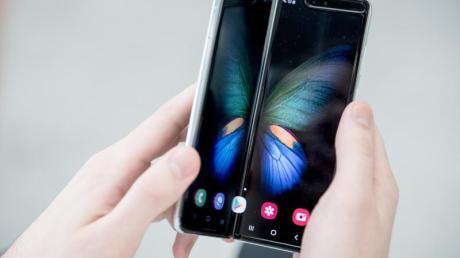 Samsung stellt auf der IFA sein überarbeitetes Galaxy Fold vor. Huawei werden wahrscheinlich ihr flatbares Mate X präsentieren.