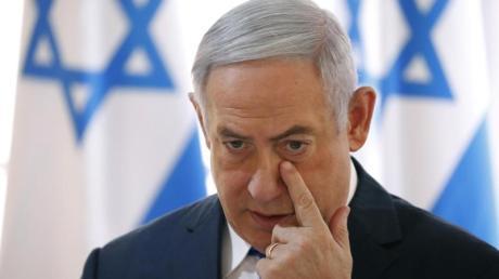 Israels Ministerpräsident Benjamin Netanjahu. Foto: Amir Cohen/Pool Reuters