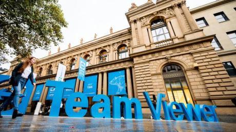 Der Eigner von Teamviewer konnte für die 84 MillionenAktien 2,21 Milliarden Euro einstreichen.