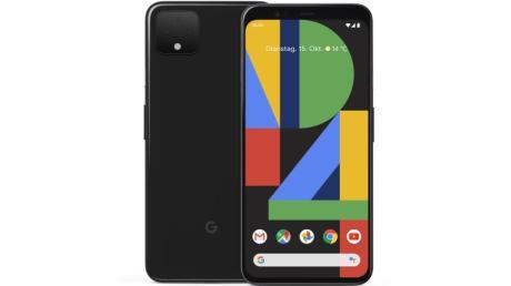 Googles neues Smartphone Pixel 4 kommt mit OLED-Displays und bis zu 90 Hertz Bildwiederholfrequenz. Foto: Google/dpa-tmn