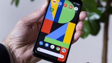 Google verkauft seine Pixel-Telefone in relativ geringen Stückzahlen, positioniert sie aber als eine Art Referenz-Gerät für das Mobil-Betriebssystem Android. Foto: Craig Ruttle/FR61802 AP/dpa
