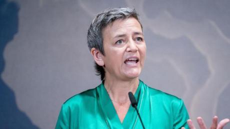 EU-Kommissarin Margrethe Vestager freut sich über weniger Gleichförmigkeit in der neuen EU-Kommission.