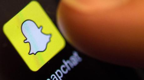 Die Foto-App Snapchat hat im vergangenen Quartal mehr Nutzer als erwartet hinzugewonnen.