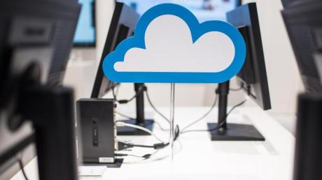 Das Cloud-Netzwerk Gaia-X soll europäischen Firmen den Weg zu digitalen Geschäftsmodellen ebnen (Illustration). Foto: Ole Spata/dpa