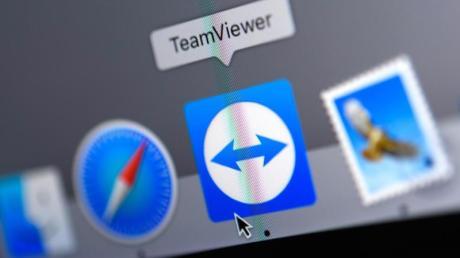 Teamviewer bietet Software etwa für Videokonferenzen an.