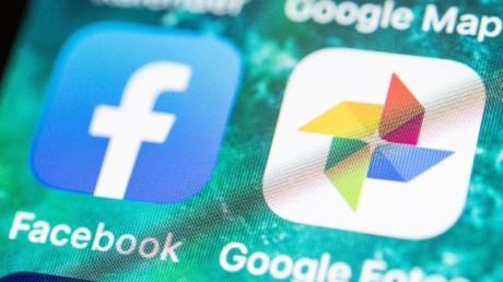 Umzugshelfer: Facebook-Nutzer sollen bald ihre Daten einfacher zu anderen Diensten wie Google Fotos mitnehmen können.