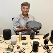 Ahmad-Reza Sadeghi vom Institut Cybersecurity der Technischen Universität (TU) Darmstadt untersucht, wie viele Daten Sprachassistenten und Co. aufzeichnen.