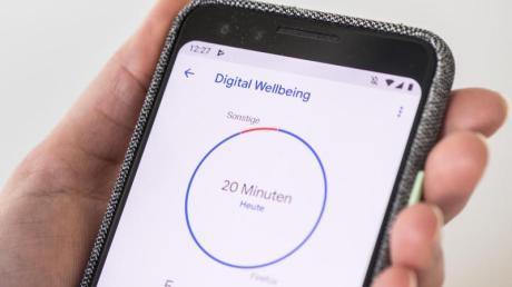 Google hat sein mobiles Betriebssystem Android 9 und 10 mit Funktionen zur digitalen Selbstkontrolle ausgestattet.