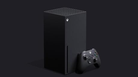 Neue Form, flottere Technik: So soll die neue Spielkonsole Xbox Series X aussehen, die für das vierte Quartal 2020 erwartet wird.