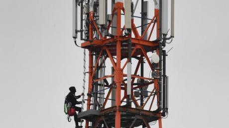 Bis 2022 soll das Vodafone-Netz mit einem Anteil von 100 Prozent aus erneuerbaren Strom versorgt werden.