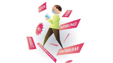 Tracking auf Schritt und Tritt: Die Internet- und Smartphone-Nutzung wird von vielen Webseiten und Apps beobachtet. Das muss aber niemand hinnehmen.