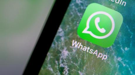 Nach Angaben von Nutzern waren weder ein Foto- noch ein Sprachnachrichtenversand mit WhatsApp möglich.