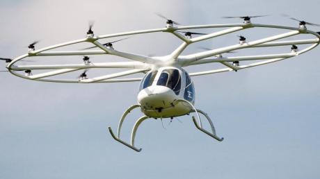 Google-Manager Sebastian Thrun will sich künftig um die Entwicklung von Lufttaxis kümmern, die den Verkehr in Großstädten revolutionieren sollen.