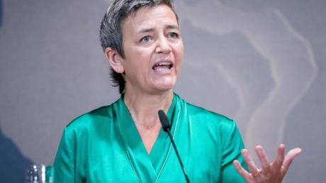 Margrethe Vestager, Vize-Präsidentin der EU-Kommission, hält eine nationale Digitalsteuer für ein gutes Instrument.