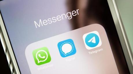 Die Auswahl an Messengern ist groß. Ihr Nutzwert hängt aber auch davon ab, ob die eigenen Kontakte das jeweilige Programm nutzen - sonst kann man sie darüber nicht erreichen.