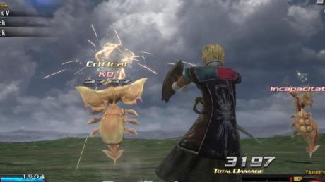 «The Last Remnant» ist ein ausgewachsenes Rollenspiel der Playstation-3-Xbox-360-Ära. Für ein Mobile Game sind Grafik und Umfang beeindruckend.