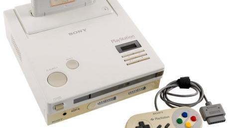 Diesen «PlayStation»-Prototyp soll es nur noch ein einziges Mal auf der Welt geben - einem Käufer war das vielGeld wert.