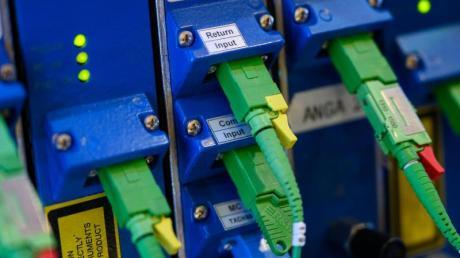 Telekom und Vodafone registrieren zurzeit «keine deutliche Steigerung des Datenverkehrs in den Netzen».