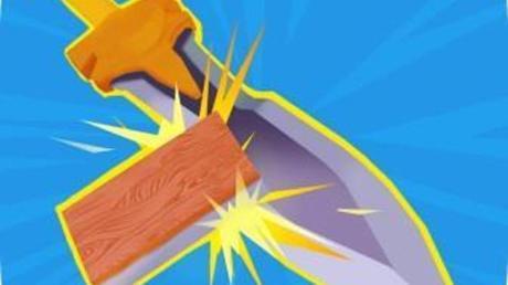 Bei «Sharpen Blade» können sich Gamer in der Schmiedekunst üben. Es gilt, das schärfste Schwert zu kreieren.