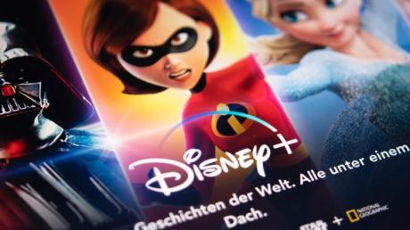 Der neue Streamingdienst Disney+ bietet eine breite Auswahl an Filmen - für große und kleine Zuschauer.
