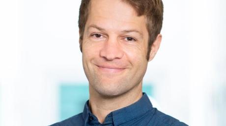 Fabian Theis beschäftigt sich am Helmholtz-Zentrum mit der mathematischen Modellierung biologischer Prozesse.