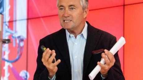 Hannes Ametsreiter ist Vorstandsvorsitzender von Vodafone Deutschland.