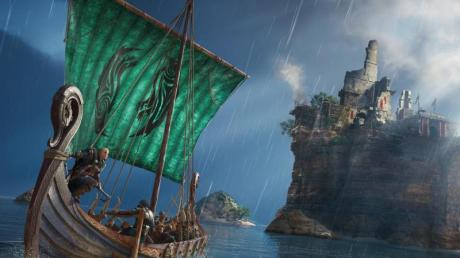 """""""Assassin's Creed Valhalla"""" ist in der Welt der Wikinger angesiedelt. Release, Gameplay, Trailer - hier gibt es alle Infos zu Teil 12 von Assasin's Creed."""