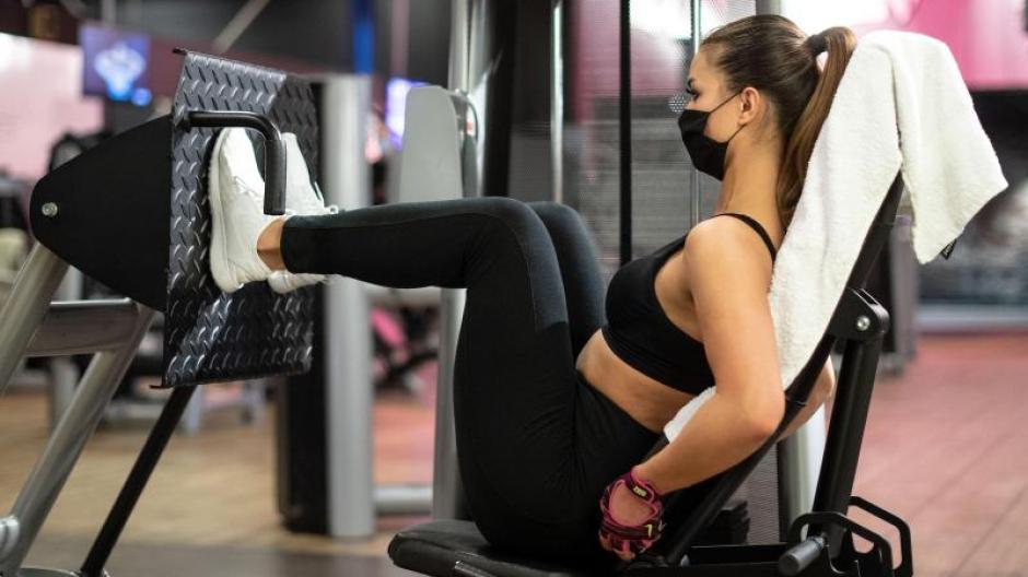 Fitnessstudios dürfen bald wieder öffnen.