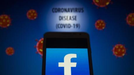 «Facebook Shops» soll Mark Zuckerberg zufolge vor allem kleineren Unternehmen helfen, in der Corona-Krise zu überleben.