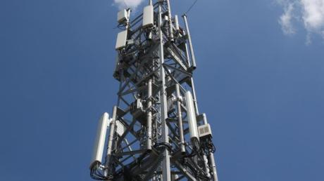 Etliche der Antennen sind schon weitgehend auf 5G vorbereitet, wie hier in Berlin.